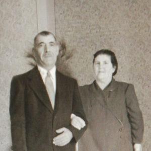 Foto nonni Gioacchino Defeo Teresa Trapani